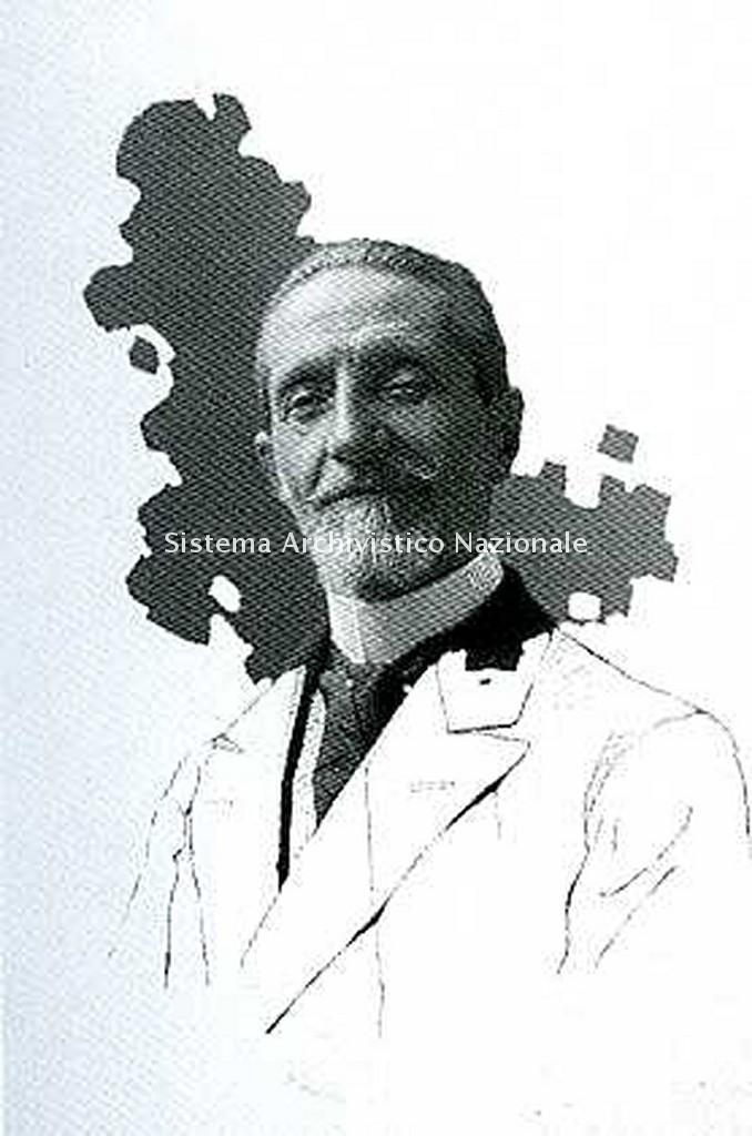 Ritratto dell'editore Giulio Ricordi, sec. XIX (Archivio storico Ricordi)